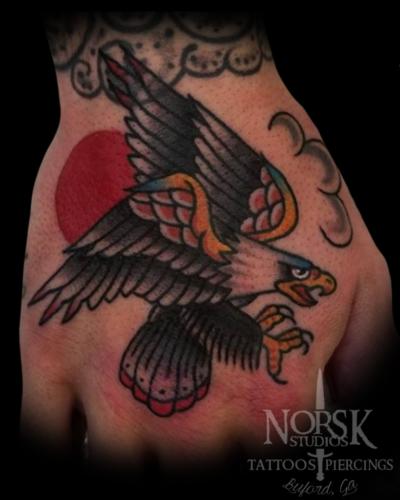 eaglehand