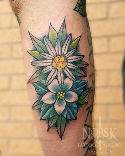 flowersleg