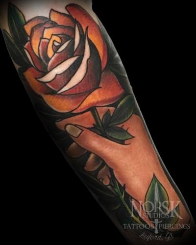 flowerhand